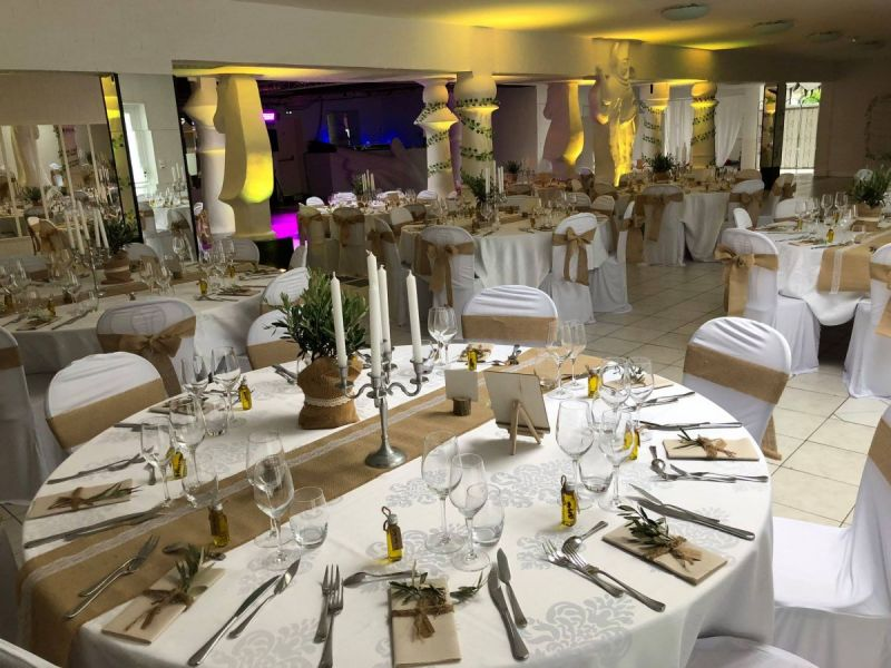 Mariage couleur Provence